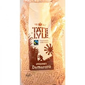 Tate Lyle Demerara Unrefined Sugar 1kg