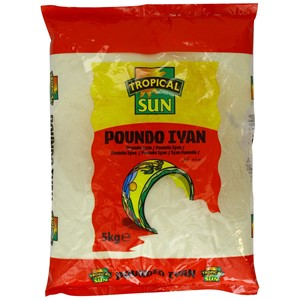 Tropical Sun Pounded Iyan 5kg