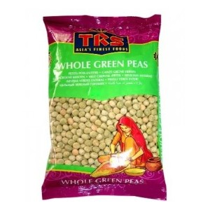 TRS Whole Green Peas 500g