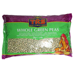 TRS Whole Green Peas 2kg