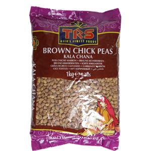 TRS Brown Chick Peas 1kg