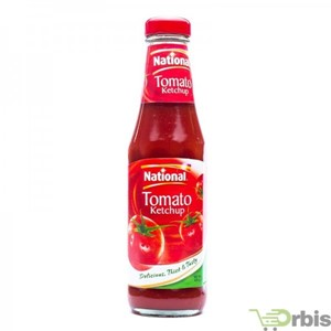 National Tomato Ketchup 300g