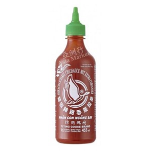 Sriracha Hot Chilli Coriander Sauce 455ml