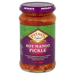 Pataks Mango Pickle Extra Hot 283g