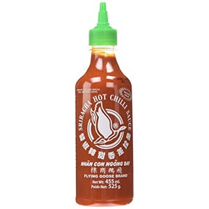 Sriracha Super Hot Chilli Sauce 455ml