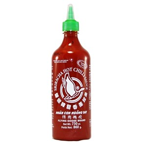 Sriracha Hot Chilli Sauce 730ml
