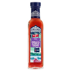 Encona Chilli & Garlic Pepper Sauce 142ml