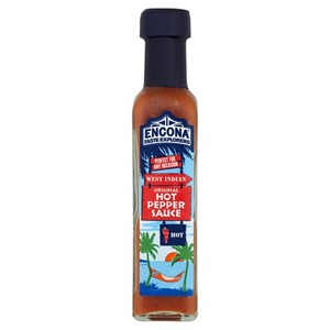 Encona Hot Pepper Sauce 142ML