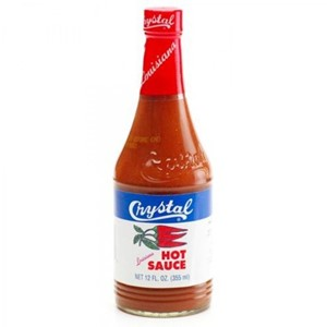 Crystal Hot Chilli Sauce 355ml