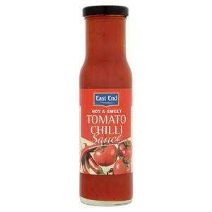 East End Tomato Chilli Sauce 260g