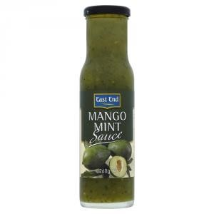 East End Mango Mint Sauce 260g