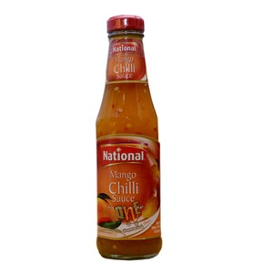 National Mango Chilli Sauce 300g