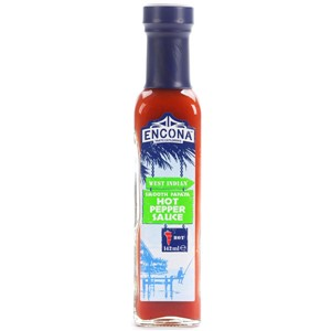 Encona Hot Pepper Sauce Papaya 142ml