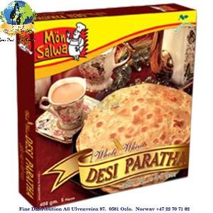 MonSalwa Wh Wheat Desi Paratha 20pc