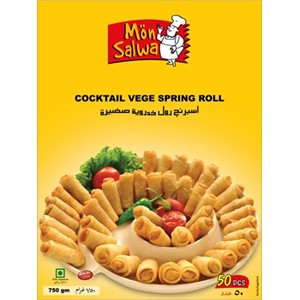 MonSalwa Spring Roll 50stk 750g