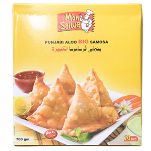 MonSalwa Big Aloo Samosa 10stk 700g