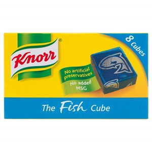 Knorr Fish Cubes 80grx12