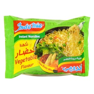 Indomie Vegetable Noodle 75g