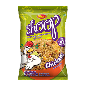 Shan Shoop Instant Noodle Chicken 65g