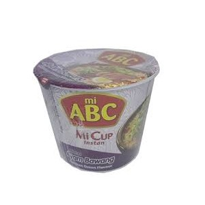 ABC Cup Chicken Onion 60g