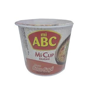 ABC Cup Beef 60g