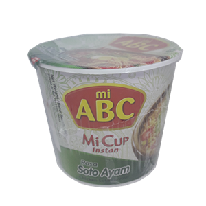 ABC Cup Soto Ayam 60g