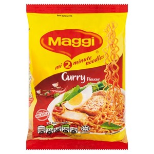 Maggi Noodle Malaysian Curry 79g