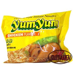 Yum Yum Chicken Noodles 30stk