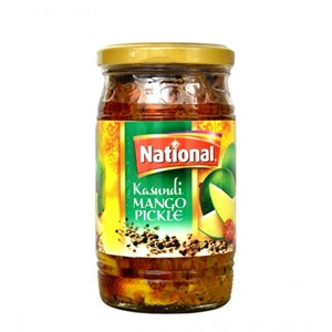 National Mango Kasundi Pickle 320g
