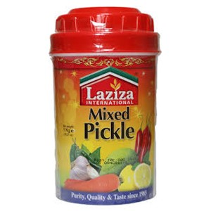 Laziza Mix Pickle 1kg