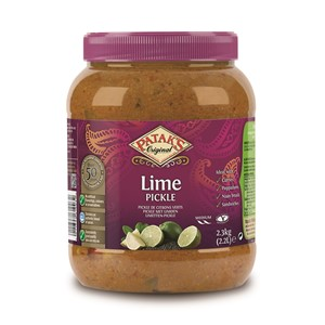 Pataks Lime Pickle Mild 2,3kg