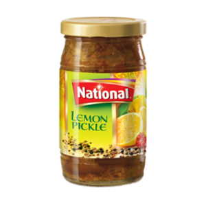 National Lemon Pickle 320g