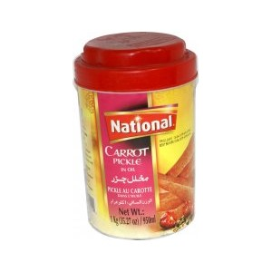 National Carrot Pickle 500g