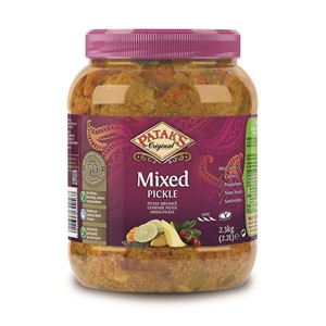 Pataks Mixed Pickle 2,3kg