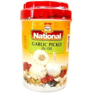 National Garlic Pickle 1kg