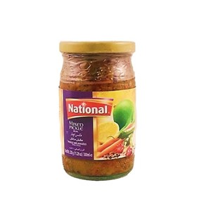 National Hyderabad Mix Pickles 320g