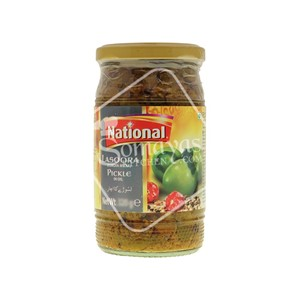 National Lasora Pickles 320g