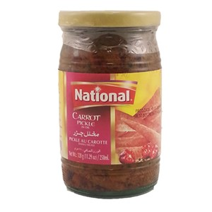 National Carrot Pickle 320g
