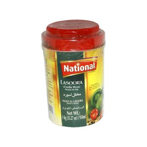 National Lasora Pickle 1kg