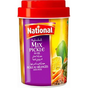 National Mixed Pickle Hyderabadi 1kg