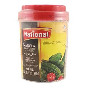 National Karela Pickle 1kg