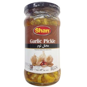 Shan Garlic Pickle 320g