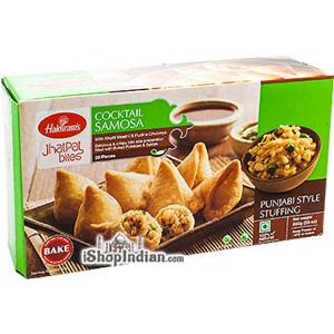 Haldirams Cocktail Samosa 650g ***