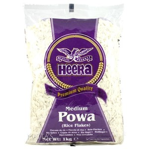 Heera Powa Medium Rice Flakes 1kg