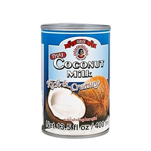 Suree Coconut Milk 400ml