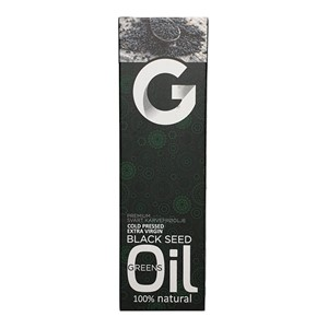 Greens Cold Pressed Black Seed Oil 100ml
