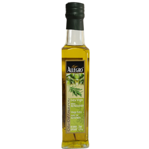 Allegro Extra Virgin Olive Oil with Rosemary 250ml