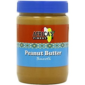 Africa's Finest Peanut Butter Smooth 500g