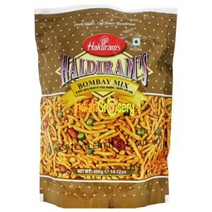 Haldirams Bombay Mixture 400g