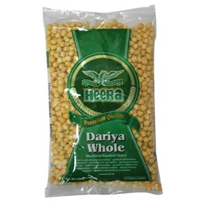 Heera Roasted Daria Whole 300g